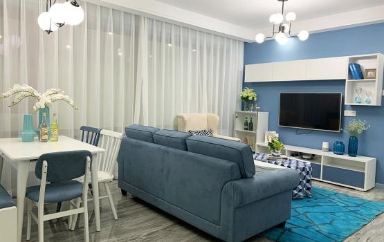 森盛家具地中海风格两房两厅全屋定制