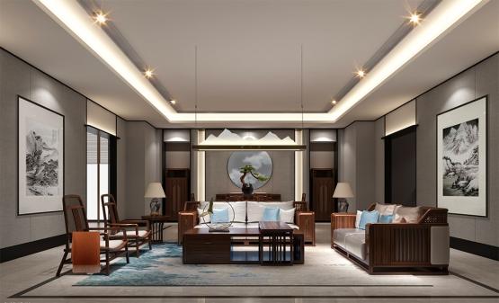 东莞家具展,森盛意式、新中式向您发出邀请