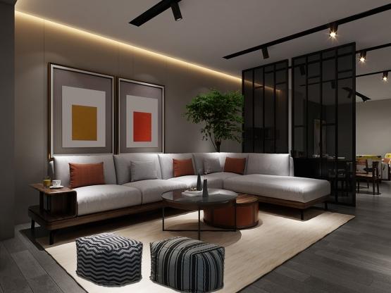森盛现代极简主义意式家具木图系列即将上市