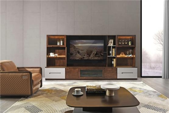 森盛家具意式风格木图极简主义意式家具