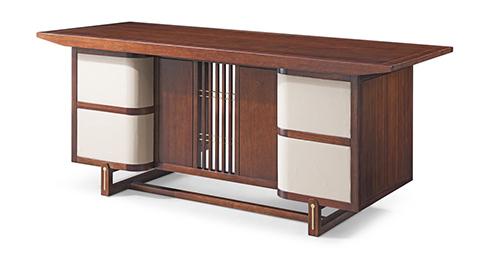 森盛家具新中式实木家具庐境系列